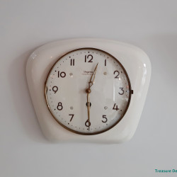 Fifties wall clock