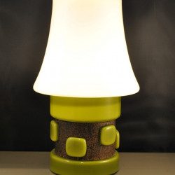 Flygsfors Sweden mushroom table lamp