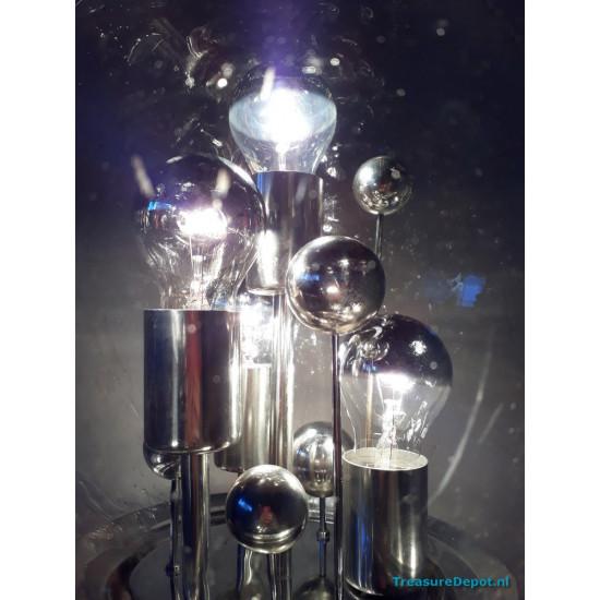 Doria XL Sputnik floor or table lamp