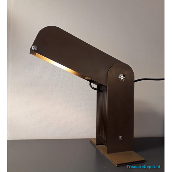Raak heavy desk lamp SOLD