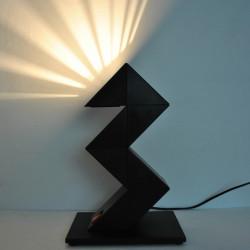Zig Zag lamp