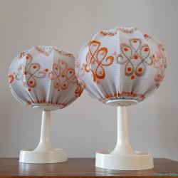 1960 Lamp set