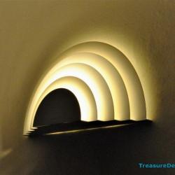 Raak Meander wall lamp
