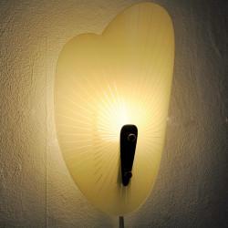 Fifties wall lamp