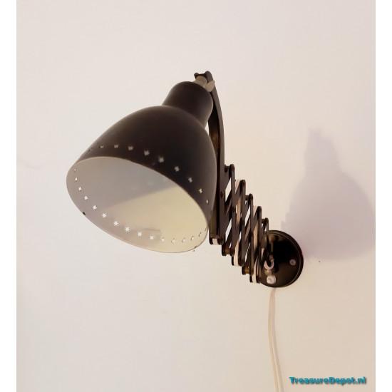 Hala Zeist Scissor lamp by Busquet