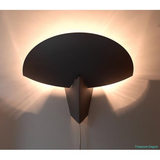 Horn lighting wall lamp