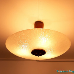 Scale lamp glass