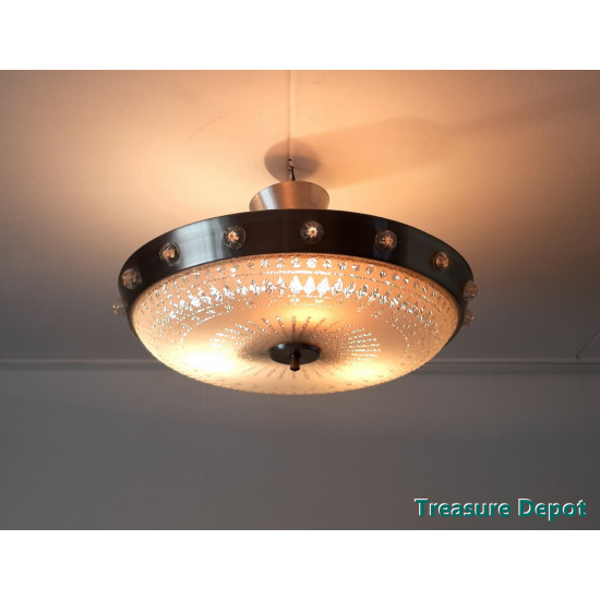 Sixties ceiling lamp