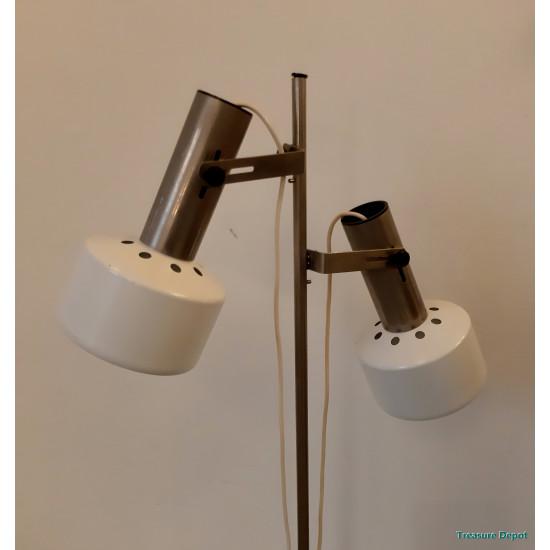 Floor lamp white