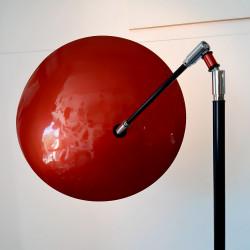Queens Gallery Red metallic