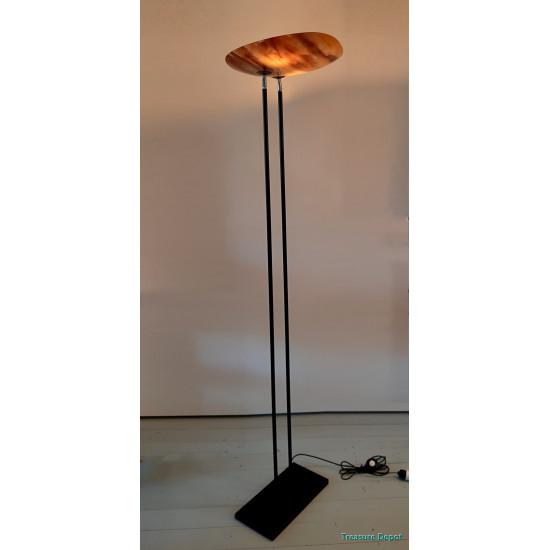 Queens Gallery Glass floor lamp