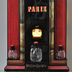 Yves Saint Laurent Paris Display