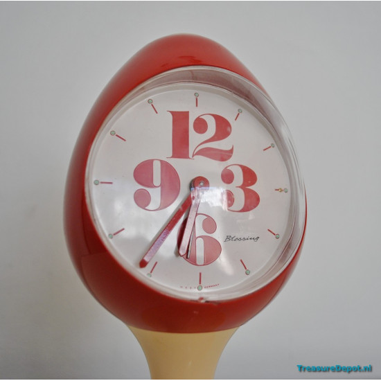 Blessing West Germany Space age clock