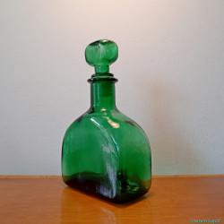 Empoli bottle decanter green