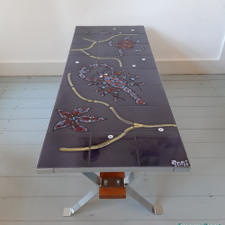 Adri Belgique tiles table