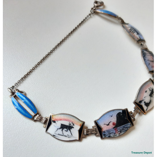 Aksel Holmsen bracelet