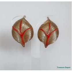 Balenciaga Paris Earrings