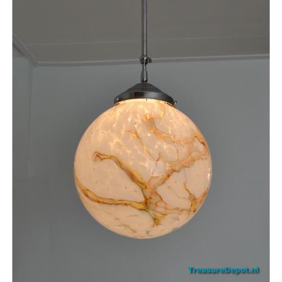 Marbled pendant
