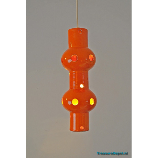 Ceramic hanging lamp