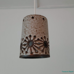 Hannie Mein ceramic lamps (3x)