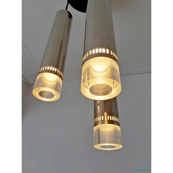 Cascading chandelier