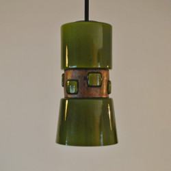 Flygsfors glass lamp