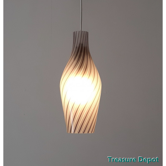 Aloys Gangkofner for Peill & Putzler lamp