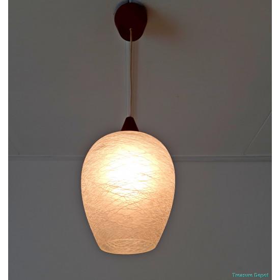 Fifties hanging lamp