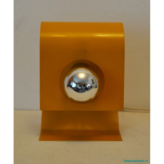 Table Lamp Yellow