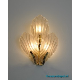 Hollywood Regency style wall lamp