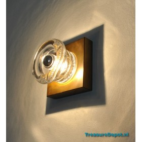 Cosack wall lamp gold