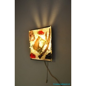 Glass wall lamp Cosack