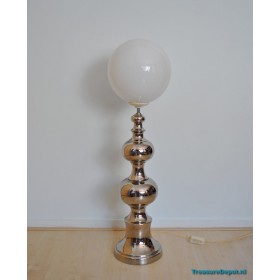 Small floorlamp or large table lamp