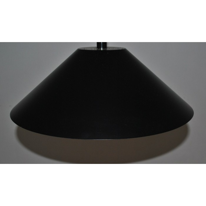 black and white pendant light