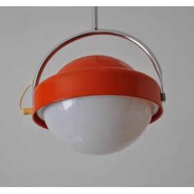 Aneta hanging lamp orange